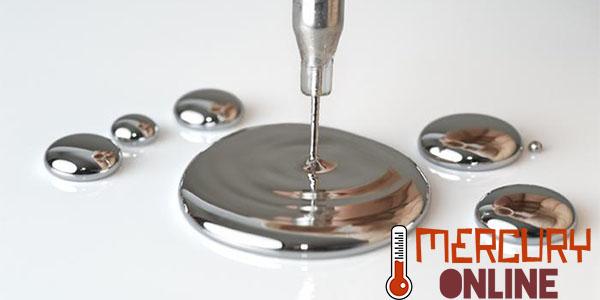 Liquid mercury suppliers